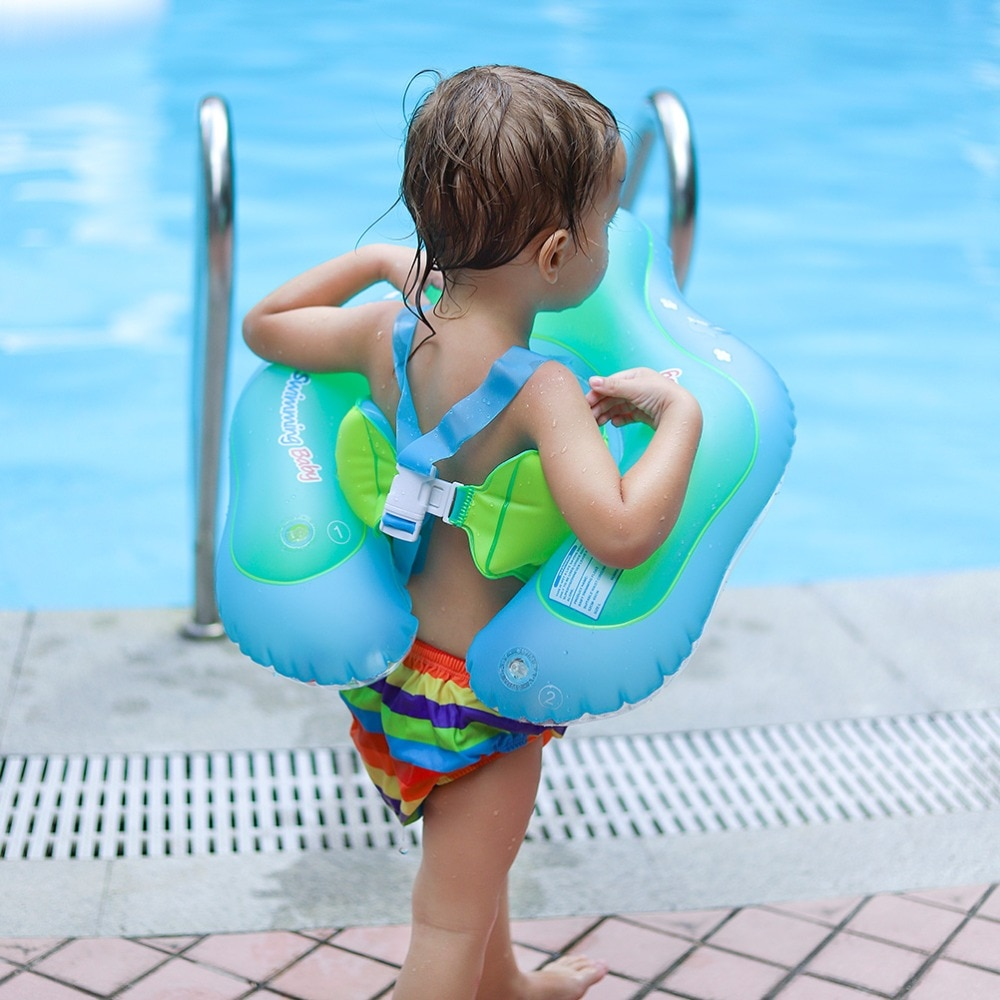 Baby's Inflatable Swimming Ring